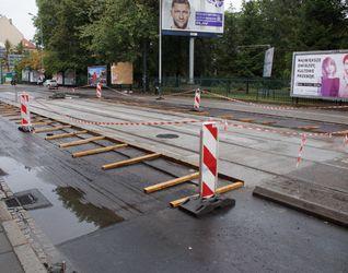 [Kraków] Ulica Grzegórzecka (remont) 348886