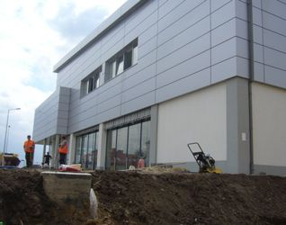 "[Wrocław] Supermarket ""Lidl"", ul. Gargarina 72918"