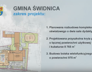 [Witoszów Dolny] Rozbudowa kompleksu sportowego o kryty basen i boisko 299735