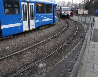 """[Kraków] Remont pętli tramwajowej """"Wzgórza Krzesławickie"""" 412631"""