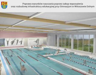 [Witoszów Dolny] Rozbudowa kompleksu sportowego o kryty basen i boisko 299736