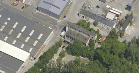 Budynek usługowo-produkcyjny z częścią handlową (Stolmat), ul. Zakrzowska 23 356056
