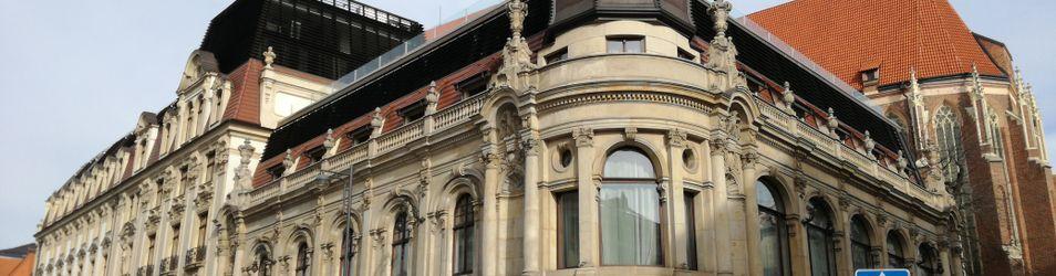 """[Wrocław] Hotel """"Monopol"""" (remont) 320729"""