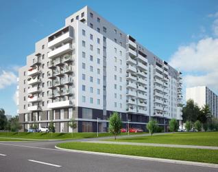 [Kraków] Budynek wielorodzinny, ul. Broniewskiego/Urbanowicza 217819