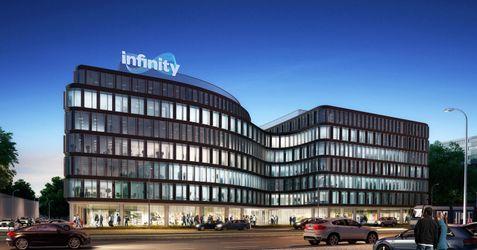 [Wrocław] Kompleks biurowy Infinity 377051
