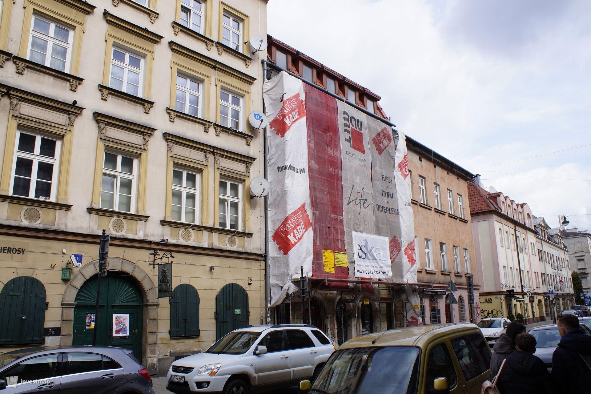 Remont Kamienicy, ul. Św. Józefa 18