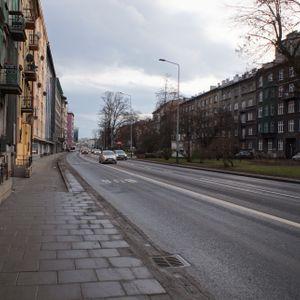 [Kraków] Aleje Trzech Wieszczów 504795
