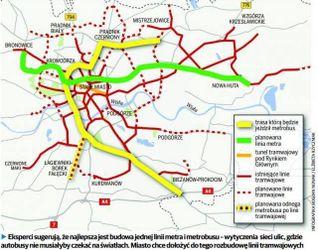 [Kraków] METRO - miejski bezkolizyjny transport szynowy w Krakowie 240918