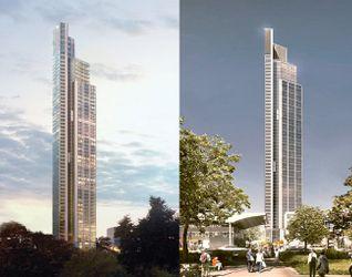 """[Warszawa] Kompleks biurowy """"Varso Place"""" i wieżowiec """"Varso Tower"""" (310 m) 303126"""