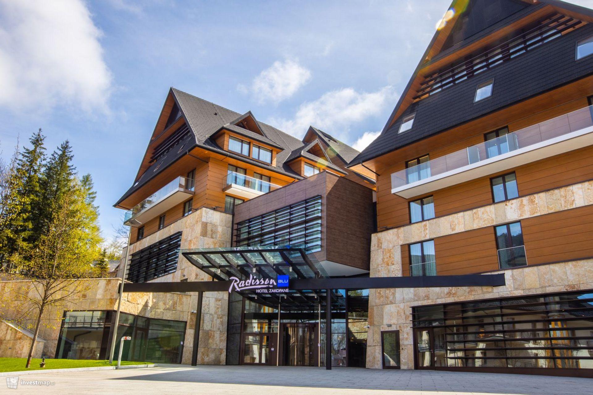 Kompleks Radisson Blue Hotel & Residences
