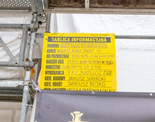 Remont Pałacu Kossakowskich 487446