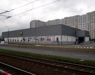 "[Kraków] Supermarket ""Lidl"", ul. Wielicka 67 116444"