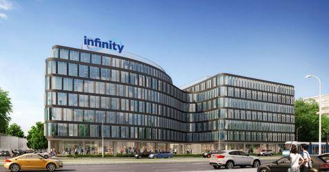 [Wrocław] Kompleks biurowy Infinity 377052