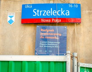 [Warszawa] Remont kamienicy Strzelecka 10 391900