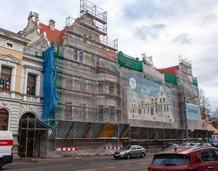 [Łódź] Remont Pałacu Steinertów 414940