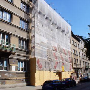 [Kraków] Budynek Mieszkalny, ul. Urzędnicza 39 485084