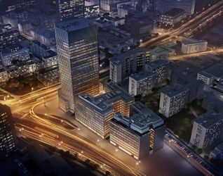 """[Warszawa] Kompleks biurowy """"Spark"""" (tzw. """"Serek Wolski"""") 244957"""