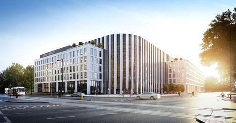 """[Wrocław] Kompleks biurowy """"Sagittarius Business House"""" 265693"""