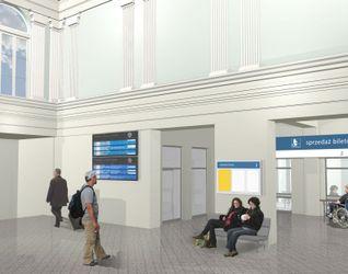 [Brzeg] Dworzec (remont) 32221