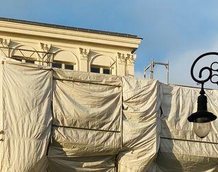 Remont Pałacu Kossakowskich 496861