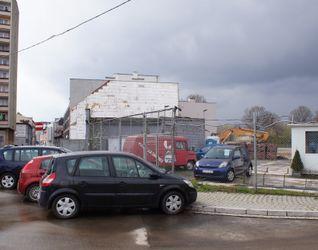 [Kraków] Prace rozbiórkowe, ul. Kącik 18 514525