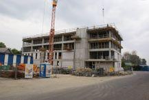 [Kraków] Budynek Magazynowo - Biurowy, ul. Ciepłownicza 28