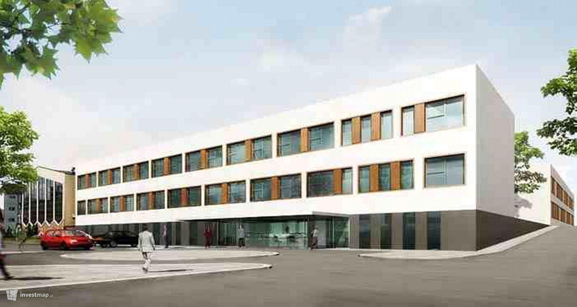 Opolskie Centrum Rehabilitacji (rozbudowa)