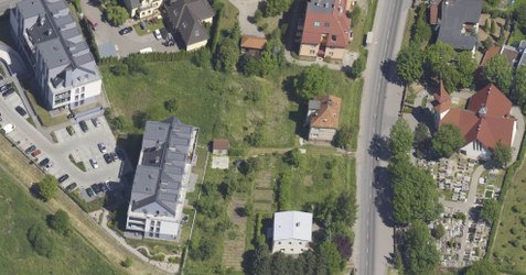 [Wrocław] Osiedle, ul. Kamieńskiego 348894