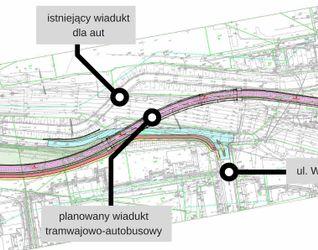 Trasa autobusowo-tramwajowa na Nowy Dwór 378334