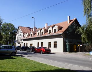 [Kraków] Remont Dworku, ul. Twardowskiego 25 445406