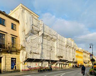 Remont Pałacu Kossakowskich 496862