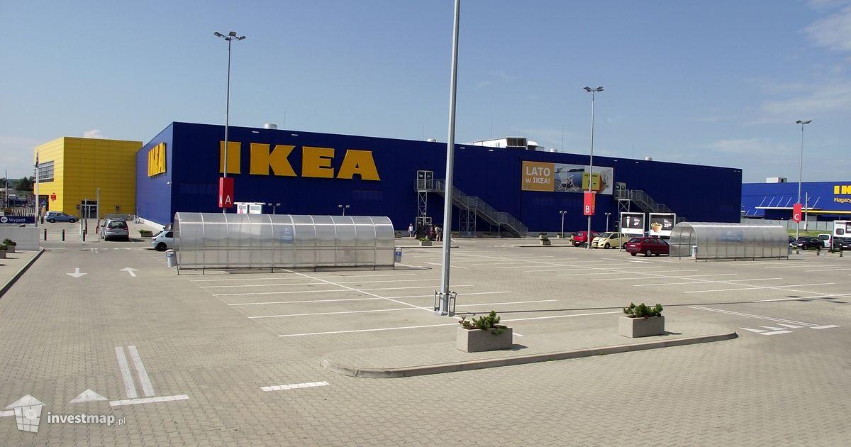 Krakow I K E A Krakow Ul Josepha Conrada Investmap Pl