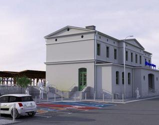 Dworzec kolejowy 483040