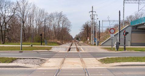 Trasa tramwajowa na Jagodno 512993