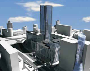 """[Warszawa] Kompleks biurowy """"Atrium"""" 62945"""