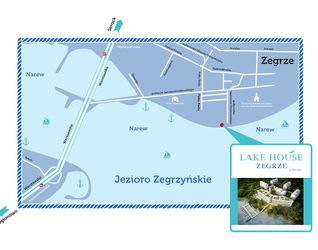 "[Zegrze] Apartamentowiec ""Lake House Zegrze"" 82657"