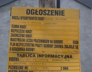 [Kraków] Budynki Mieszkalne w Zabudowie Szeregowej, ul. Przemiarki 198882