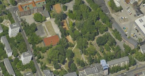 Rewitalizacja parku przy ul. Kolejowej 397794