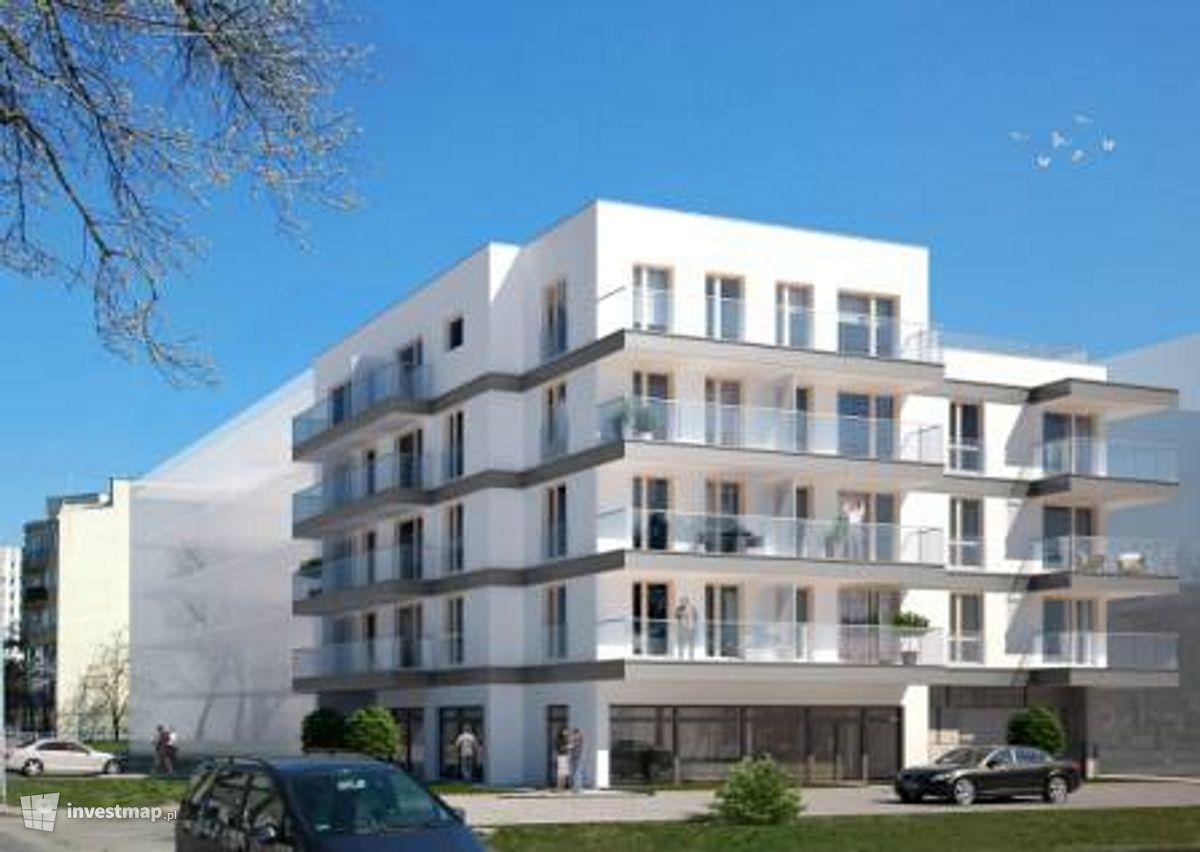 Wizualizacja Budynek mieszkalny Krypska 18 dodał aga super dziewczyna