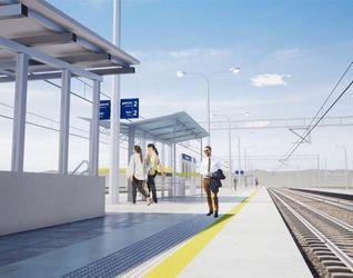 Stacja kolejowa w Pabianicach 487650