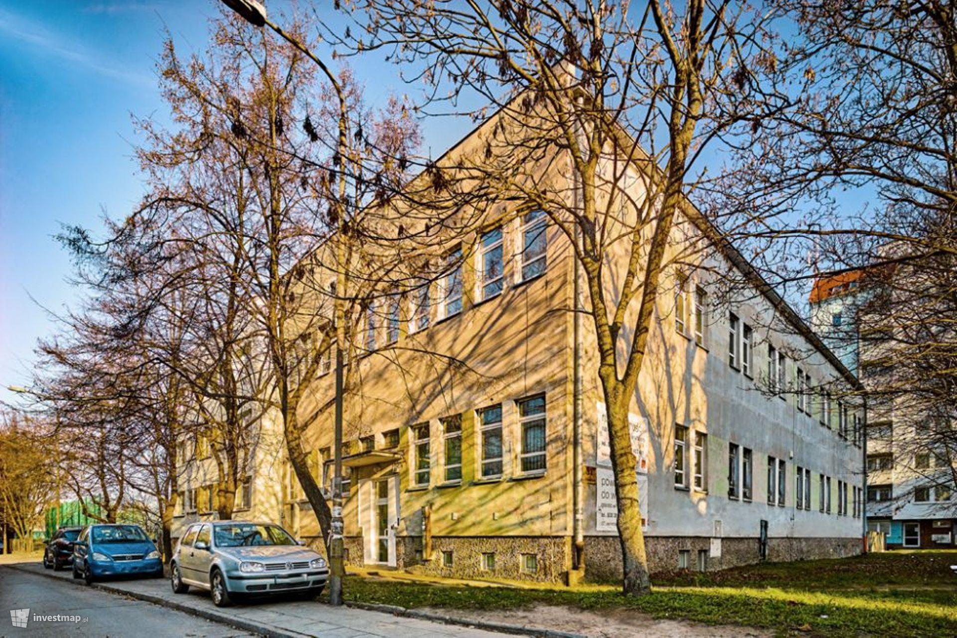 Budynek wielorodzinny, ul. Czarnieckiego 31