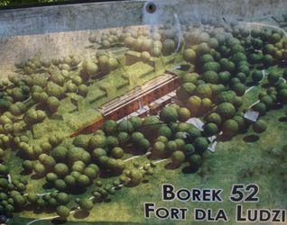 [Kraków] Fort artyleryjski 52 Borek 490467