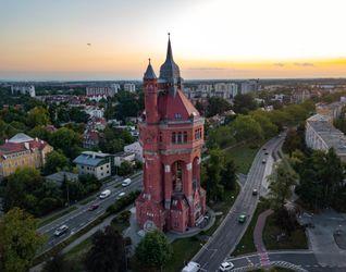 Wieża ciśnień, ul. Sudecka/al. Wiśniowa 440036