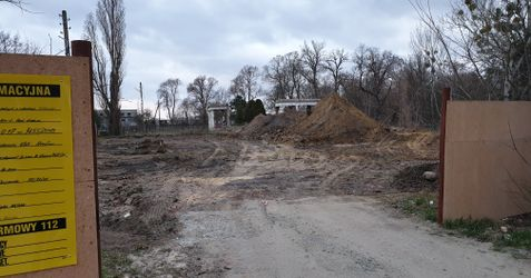 Budowa czterech budynków mieszkaniowych w zabudowie bliźniaczej 419301