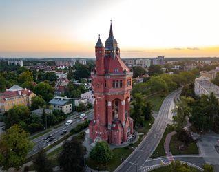 Wieża ciśnień, ul. Sudecka/al. Wiśniowa 440037