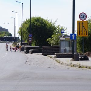 Budowa trasy tramwajowej na Górkę Narodową  485349