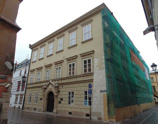 [Kraków] Remont Kamienicy, ul. Kanonicza 1 295447