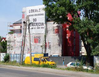 [Kraków] Budynek Biurowo - Usługowy, ul. Józefa Korzeniowskiego 346903