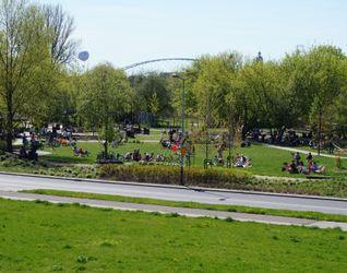 """[Kraków] Park """"Stacja Wisła"""" ul. Zabłocie 516119"""