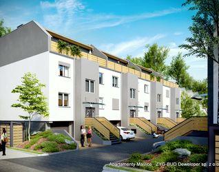 """[Wrocław] Osiedle """"Apartamenty Maślice"""" 312550"""
